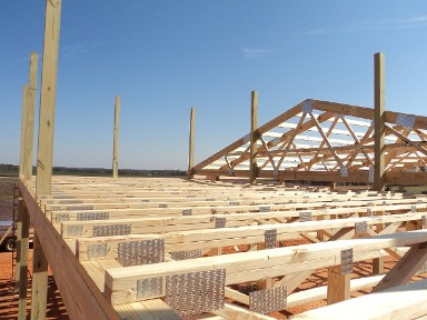 Get Quality Wooden Roof Trusses At Affordable Prices